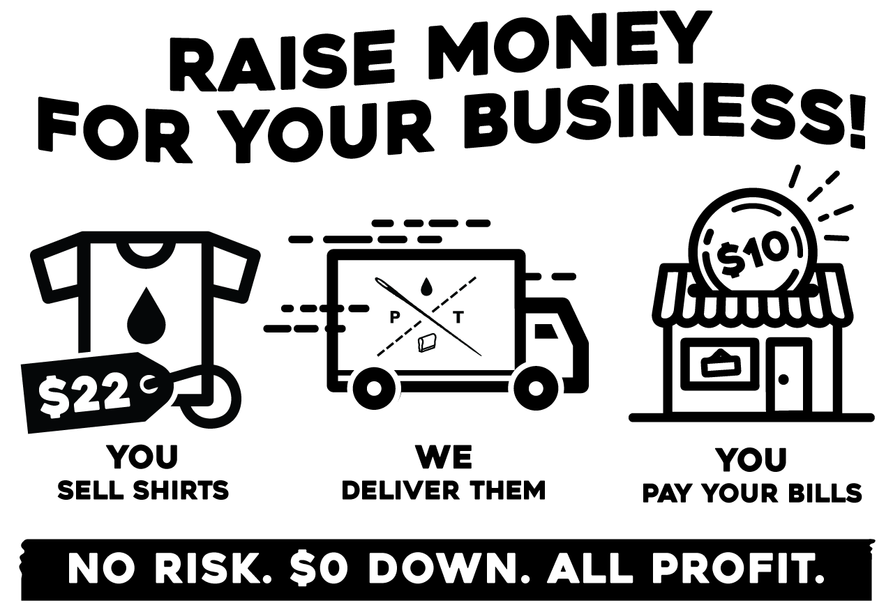 Start fundraising your business!